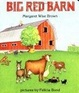 Cover of Big Red Barn Board Book