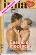 Cover of Ensaio de inocência