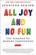 Cover of All Joy and No Fun