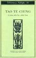 Cover of Tao Tê Ching