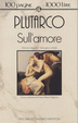 Cover of Sull'amore