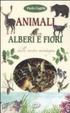 Cover of Animali, alberi e fiori delle nostre montagne