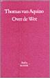 Cover of Over de wet