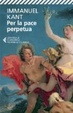 Cover of Per la pace perpetua