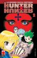 Cover of Hunter x Hunter 09