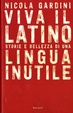 Cover of Via il latino