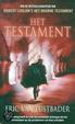 Cover of Het testament / druk 1