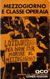 Cover of Mezzogiorno e classe operaia