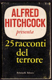 Cover of 25 racconti del terrore vietati alla TV