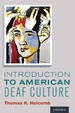 Cover of Introduction to American Deaf Culture