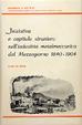 Cover of Iniziativa e capitale straniero nell'industria metalmeccanica del Mezzogiorno (1840-1904)