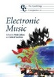 Cover of The Cambridge Companion to Electronic Music