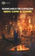 Cover of Nero come il cuore