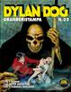 Cover of Dylan Dog Granderistampa n. 35
