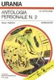 Cover of Antologia personale n. 2
