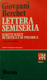 Cover of Lettera semiseria