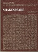 Cover of Shakespeare