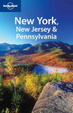 Cover of Lonely Planet New York, New Jersey and Pennsylvania