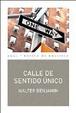 Cover of Calle de sentido único