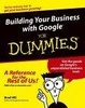 Cover of Building Your Business with Google For Dummies