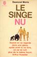 Cover of Le Singe nu