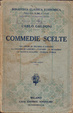 Cover of Commedie scelte