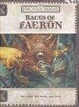 Cover of Forgotten Realms: Races of Faerûn