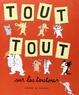 Cover of Tout tout sur les toutous