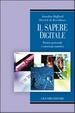 Cover of Il sapere digitale