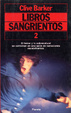 Cover of Libros sangrientos 2