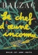 Cover of Le chef-d'oeuvre inconnu