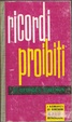 Cover of Ricordi proibiti