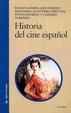 Cover of Historia del cine español