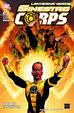 Cover of Lanterna Verde: Sinestro Corps n.1