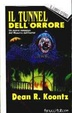 Cover of Il tunnel dell'orrore