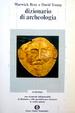 Cover of Dizionario di archeologia