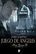 Cover of Juego de ángeles