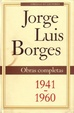 Cover of Jorge Luis Borges. Obras completas 1941 - 1960