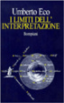 Cover of I limiti dell'interpretazione