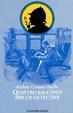 Cover of Quattro racconti per un detective