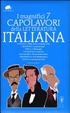 Cover of I magnifici 7 capolavori della letteratura italiana
