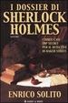 Cover of I dossier di Sherlock Holmes
