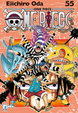 Cover of One Piece - New Edition 55