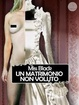 Cover of Un matrimonio non voluto