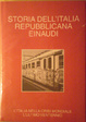 Cover of Storia dell'Italia repubblicana