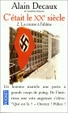 Cover of C'était le XXe siècle, tome 2