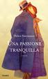 Cover of Una passione tranquilla