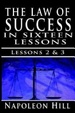 Cover of The Law of Success, Volume II & III