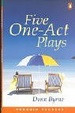 Cover of Five One Act Plays