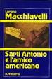 Cover of Sarti Antonio e l'amico americano